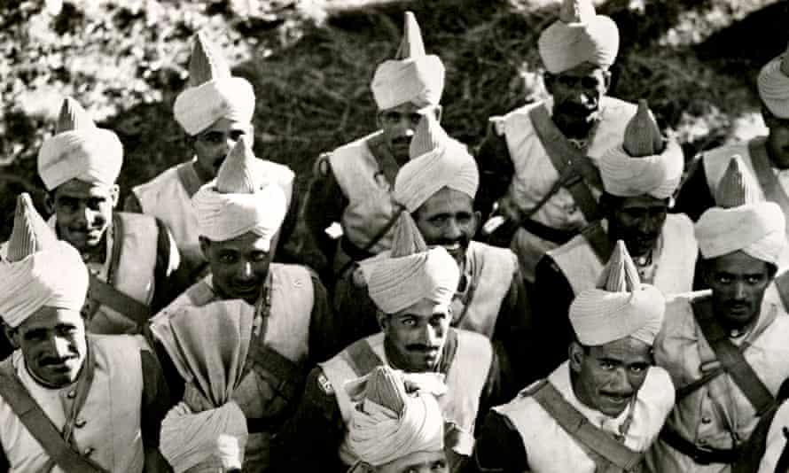 The Raj at War, books