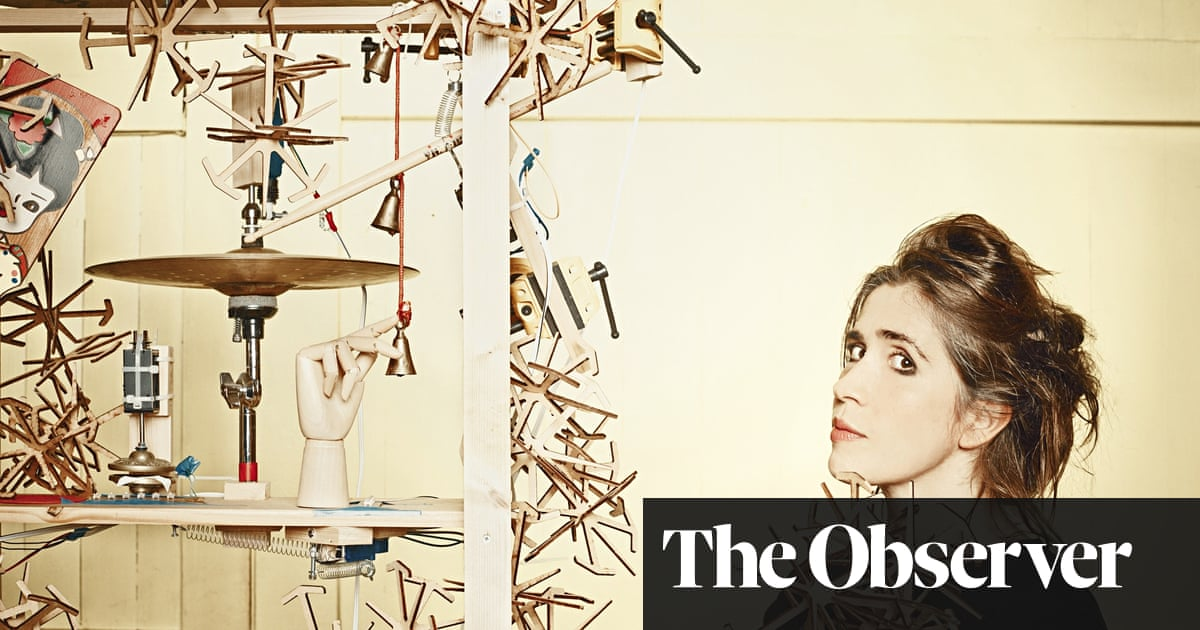Imogen Heap: saviour of the music industry?   Music   The Guardian