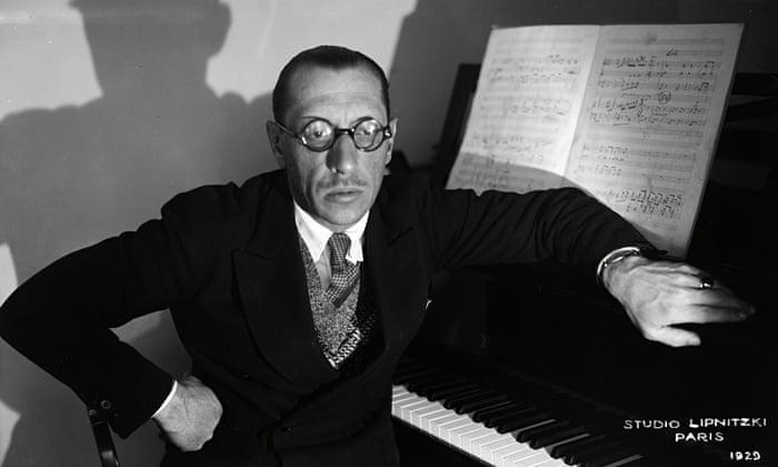 Key Igor Stravinsky work found after 100 years | Music | The Guardian