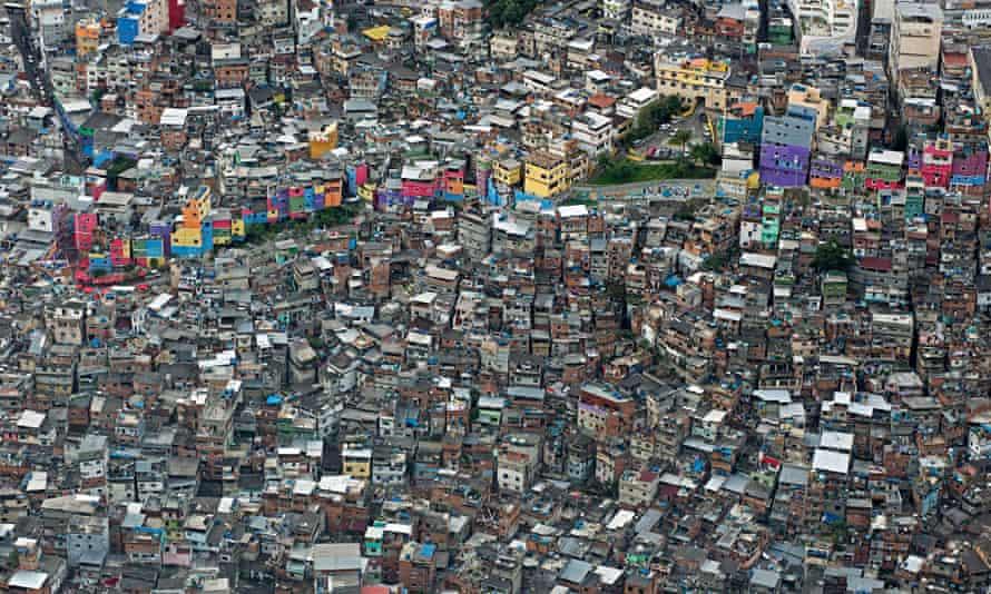 Rocinha favela, Nemesis, books