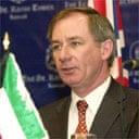 Geoff Hoon in Kuwait