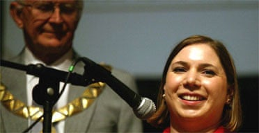Liberal Democrat Sarah Teather wins Brent East byelection