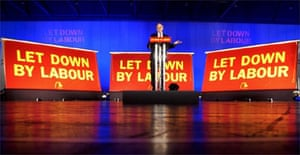 Conservative campaign launch