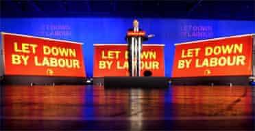 Conservative campaign launch