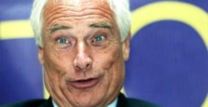 Robert Kilroy-Silk launches the UKIP European election campaign 2004