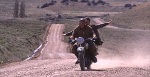 Still from Walter Salles' The Motorcycle Diaries