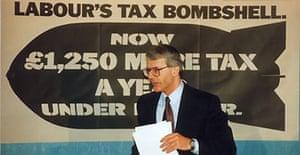 John Major, 1992 election
