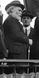 Keir Hardie, Scottish Labour leader