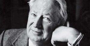 Sir Edward Heath. Photograph: Jane Bown