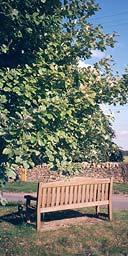 The village of Dean, west Oxfordshire