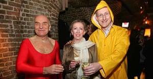 Stephen Pound, Margaret Beckett and Lembit Opik