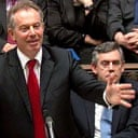 Tony Blair at his final prime minister's questions on June 27 2007. Photograph: PA.