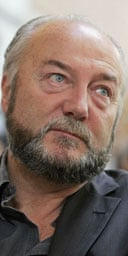 George Galloway on July 15 2006. Photograph: Scott Barbour/Getty Images.