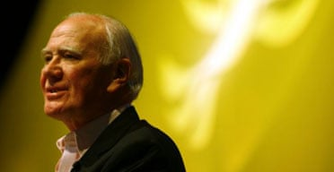Sir Menzies Campbell at the 2007 Liberal Democrat conference on September 16 2007. Photograph: Martin Argles.
