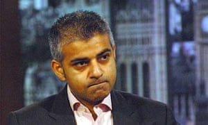 Tooting MP Sadiq Khan on The Andrew Marr Show