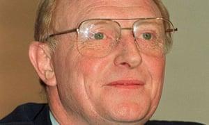 Neil Kinnock in 1992. Photograph: Thierry Saliou/EPA