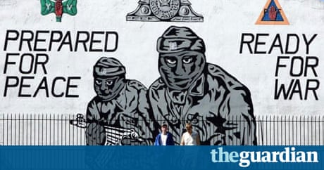 Makeover For Murals In Northern Ireland Art And Design