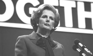 Margaret Thatcher Prime Minister In 1980 Photograph PA Archive