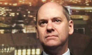 Jonathan Evans, the director-general of MI5, in November 2007. Photograph: PA Wire