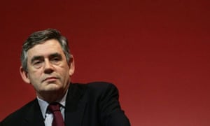Gordon Brown at the Labour conference in Manchester on September 20 2008. Photograph: Lefteris Pitarakis/AP