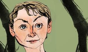 Illustration of Yvette Cooper