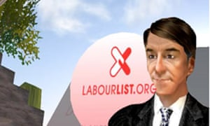 Peter Mandelson's Second Life avatar