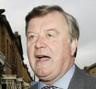 Kenneth Clarke, who has been appointed shadow business secretary