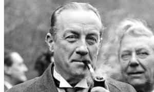 Former prime minister Stanley Baldwin