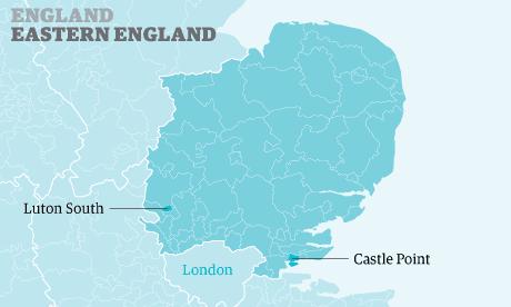 Eastern England