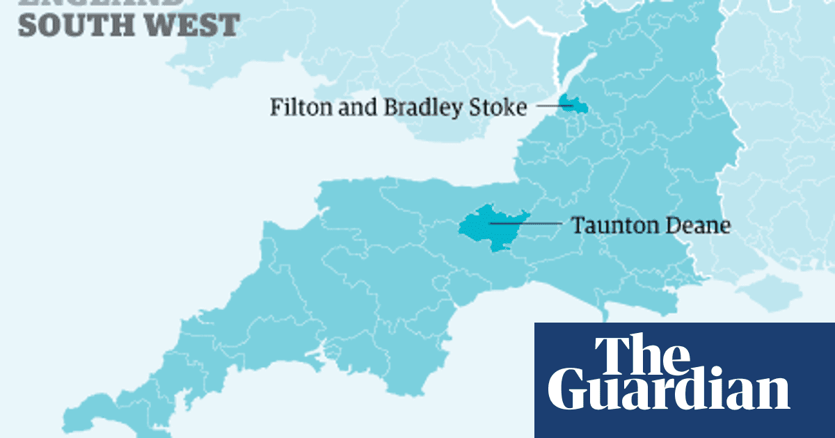 South west England: general election guide   Politics   The