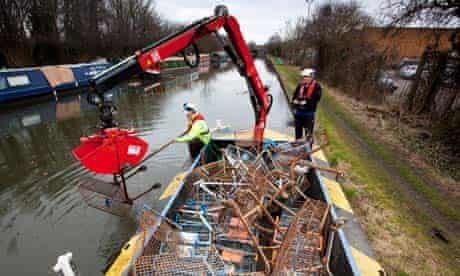 British Waterways, which maintains 2,200 miles of canals and rivers, is becoming a charity