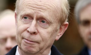 Sir Reg Empey, leader of the Ulster Unionist party