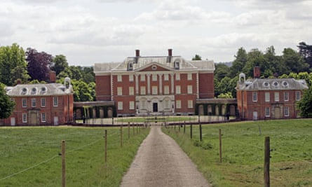 Chevening House, which is to be used by both William Hague and Nick Clegg