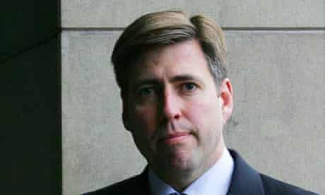 Conservative party member Graham Brady, who is the new chairman of the Tory 1922 committee