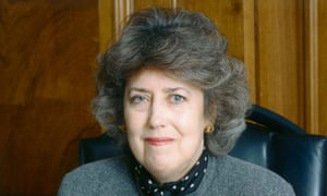 File picture of Eliza Manningham-Buller, who was director general of MI5 between 2002 and 2007
