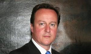 David Cameron in Ankara, Turkey