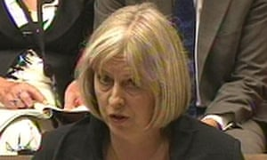 Theresa May answers MPs' questions in the House of Commons