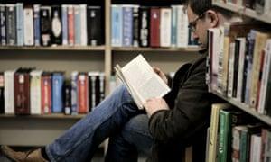 Libraries under threat