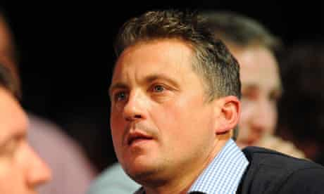 Darren Gough, who discussed the idea of becoming an MP with David Cameron