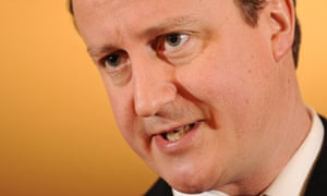 David Cameron said the UK and international allies must plan 'for every eventuality' in Libya