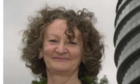 Jenny Jones, who will stand at the Green party's London mayoral candidate next year