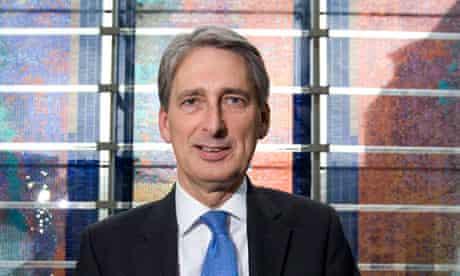 Philip Hammond, the transport secretary