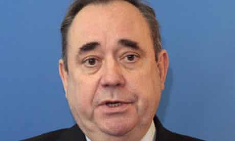 The Scottish edition of the Sun is backing Alex Salmond's SNP in the upcoming election