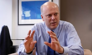 Chris Grayling: 'Once again we have clear evidence of the need for change in our welfare system'