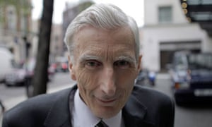 British astrophysicist Martin Rees, who is the recipient of the 2011 Templeton prize