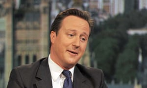 David Cameron, who had admitted that the relationship between Tory and Lib Dem ministers will change