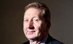 Len McCluskey, who has attacked the government's plans to reform employment laws