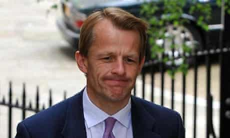 David Laws, who is to be suspended from the Commons for a week over breaches of expenses rules