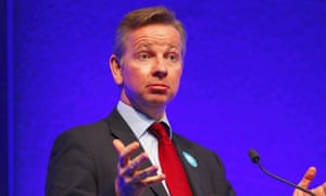 Michael Gove, who wants the weakest primary schools to become academies