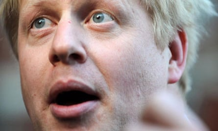 Boris Johnson, who has called for an end to 'soft justice'